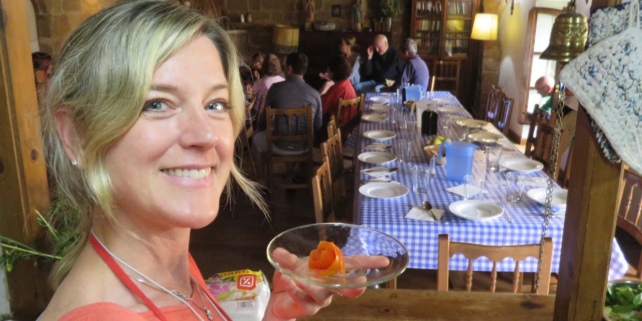 Cooking for 40 – Volunteering on the Camino