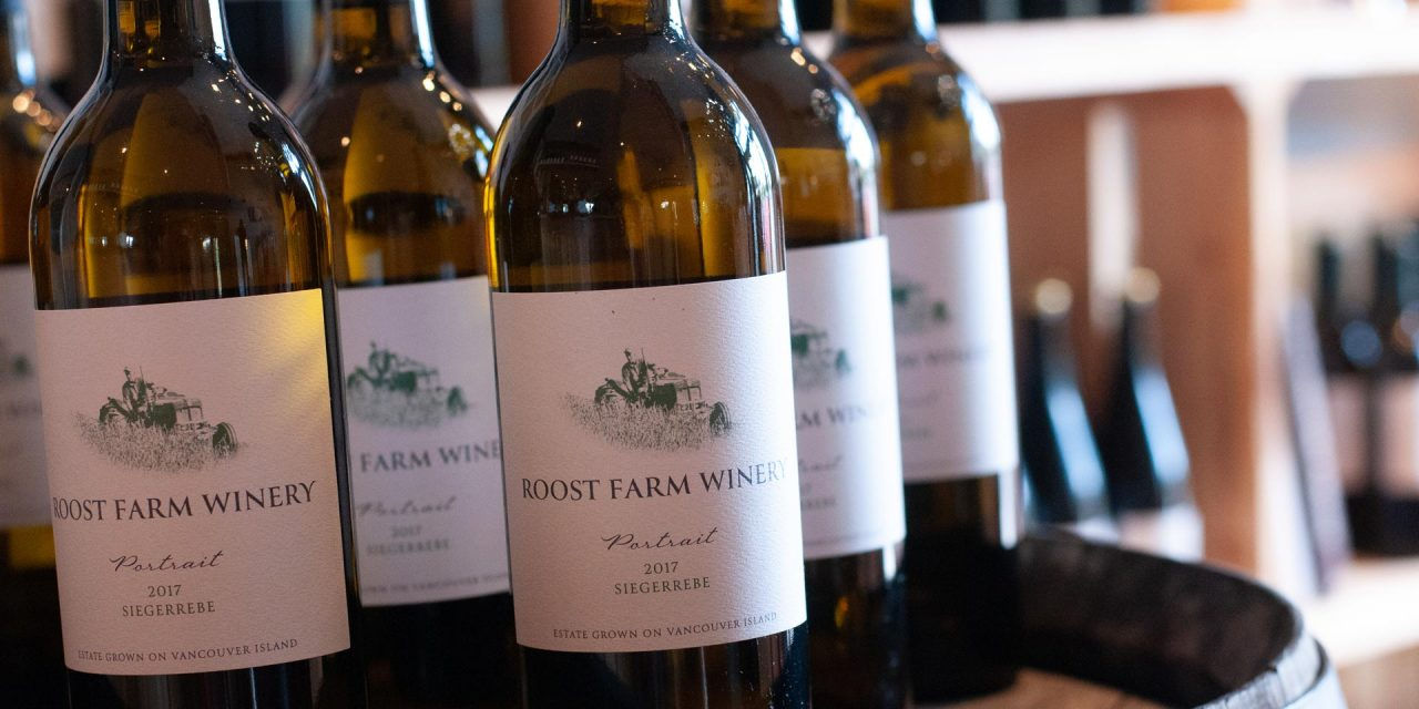 Napa Valley Wine-Making Talent On Vancouver Island