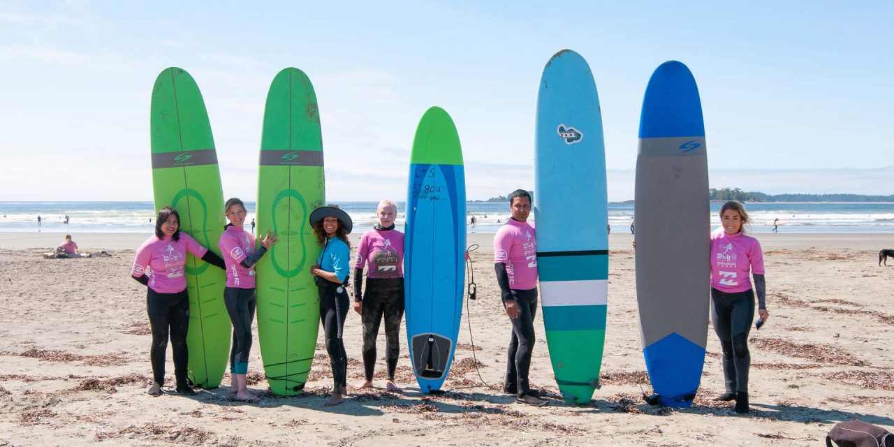 You've Got This! Learn to Surf the Right Way!