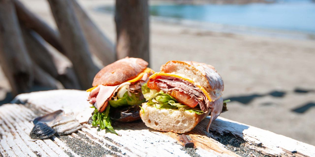 Best Beaches To Eat A Sandwich in Tofino