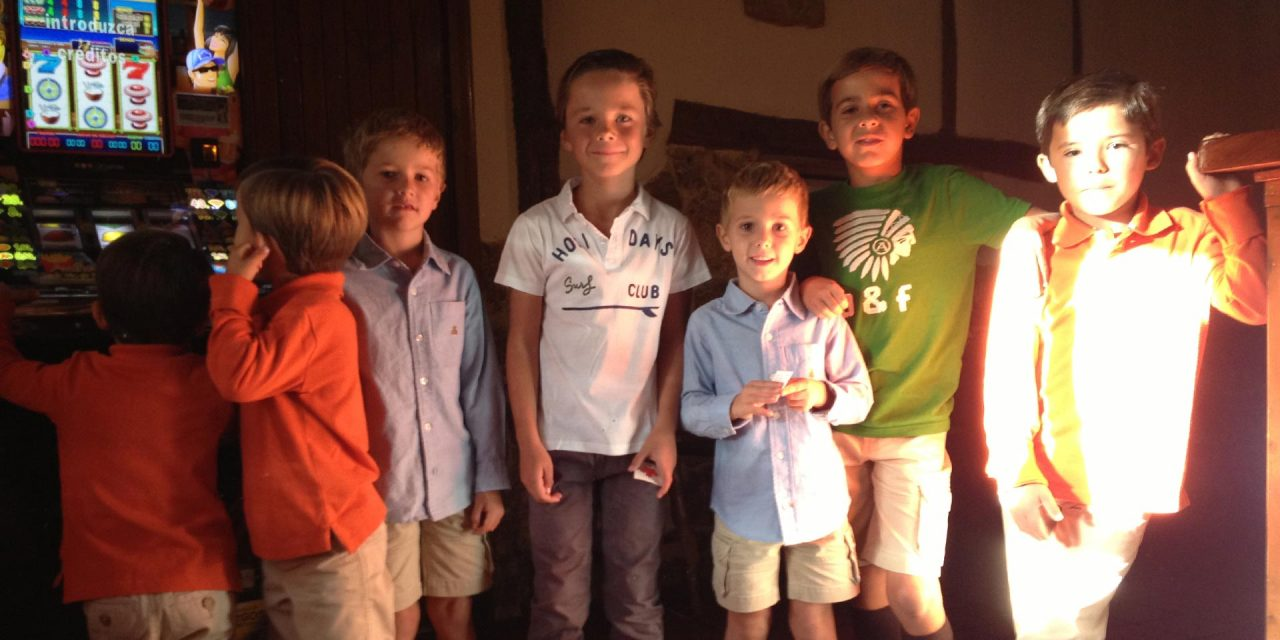 Day 14 AM: The Children From Madrid