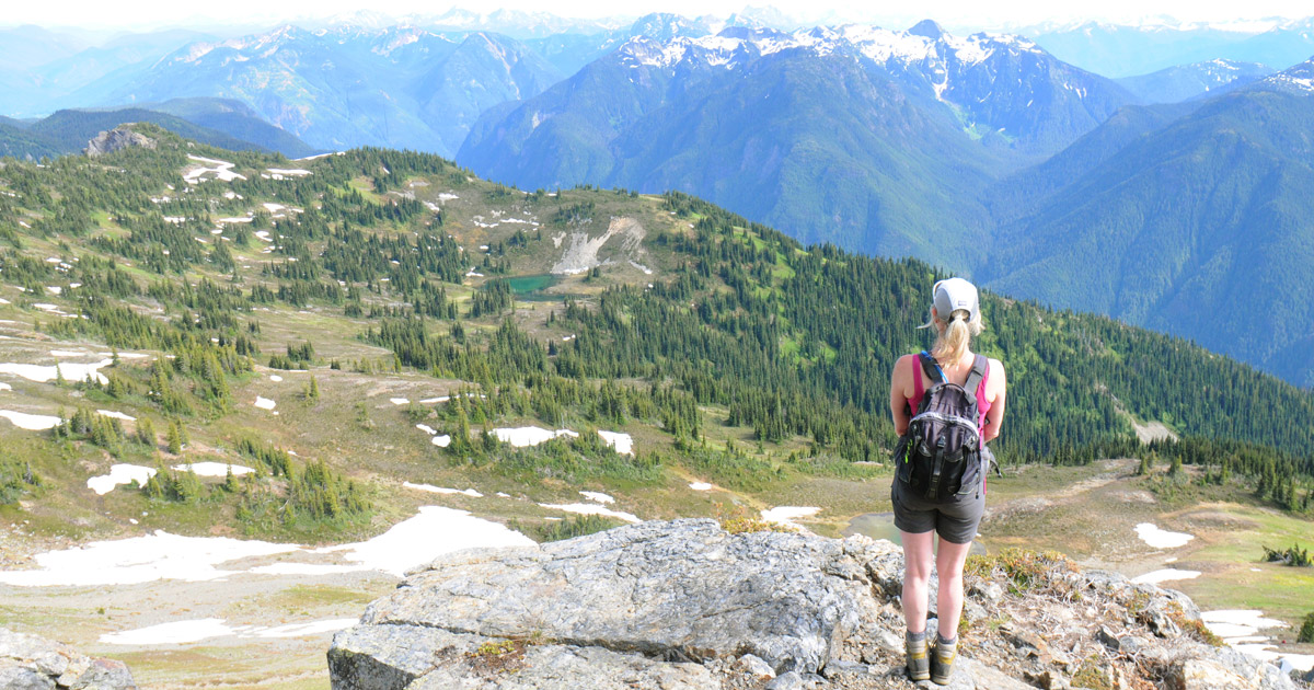 Mount OutRam Trail – Manning Park
